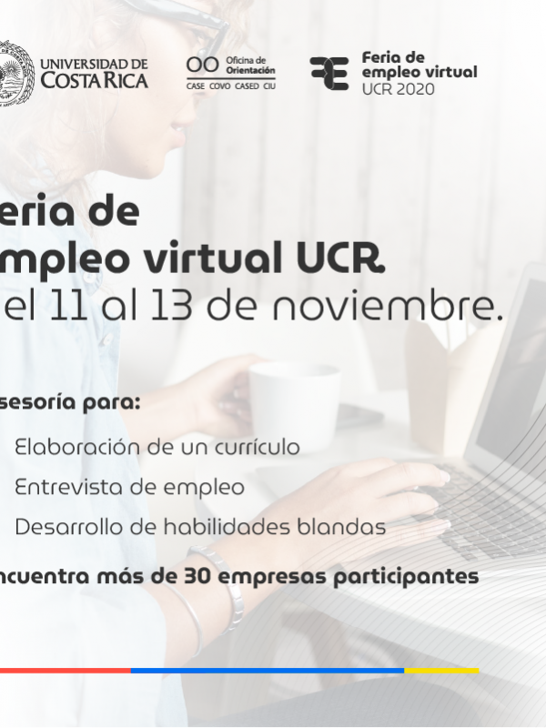 Feria de Empleo Virtual UCR